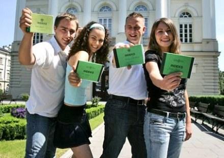 Czy nowe kierunki studiów skuszą studentów / fot. P. Grzybowski /Agencja SE/East News