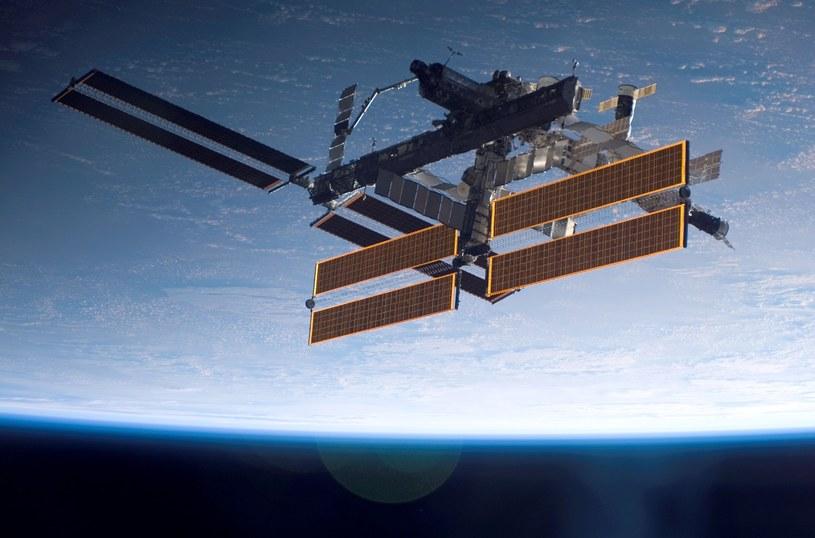 Czy orbitalna stacja kosmiczna jest obserwowana przez istoty pozaziemskie /AFP