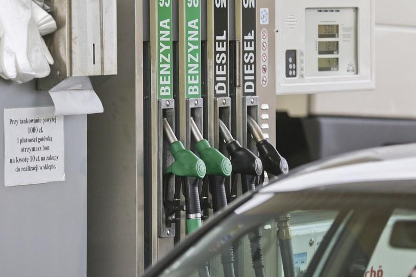Czy paliwo przestanie wreszcie drożeć? /Piotr Jędzura /Reporter