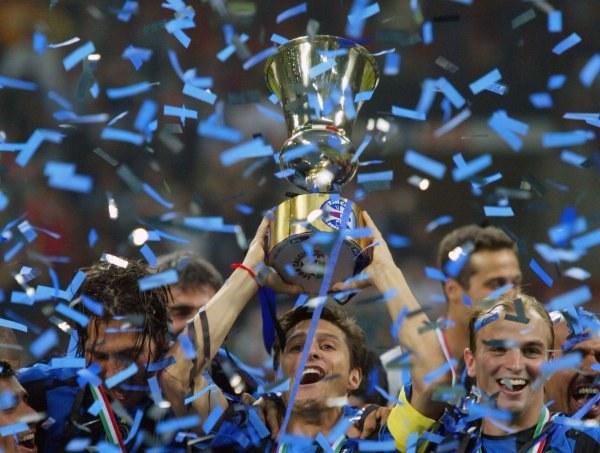 Czy piłkarze Interu będą cieszyć się ze zdobycia mistrzostwa Włoch? /AFP