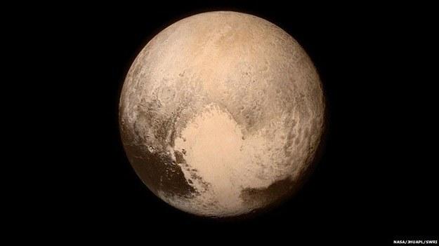 Czy Pluton ponownie zostanie uznany za planetę? /NASA
