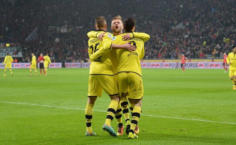 Czy polskie trio awansuje do finału Ligi Mistrzów? /AFP