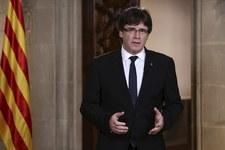 Czy premier Katalonii ogłosił niepodległość regionu?