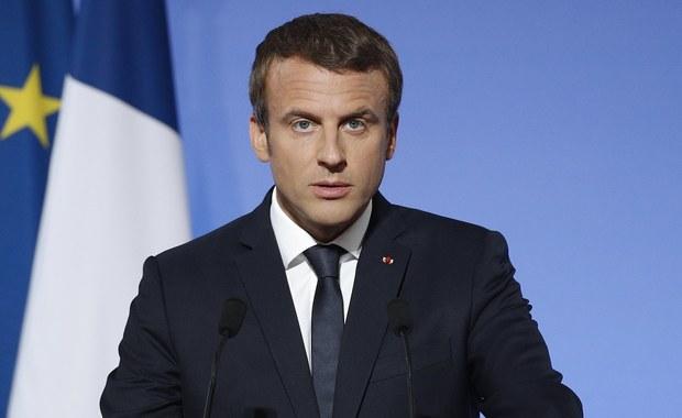 Czy prezydent Francji uwziął się na Polskę?