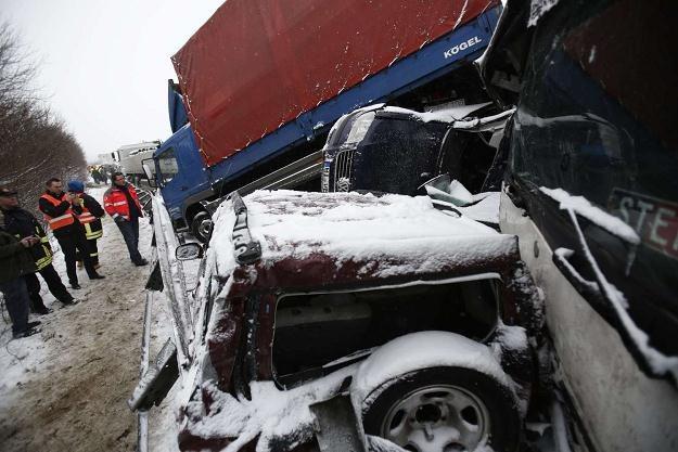 Czy przez brak ograniczeń niemieckie autostrady są niebezpieczne? /AFP