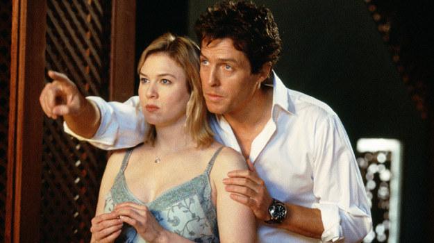 Czy Renee Zellweger ponownie wcieli się w rolę Bridget Jones, a Hugh Grant Daniela Cleavera? /materiały prasowe