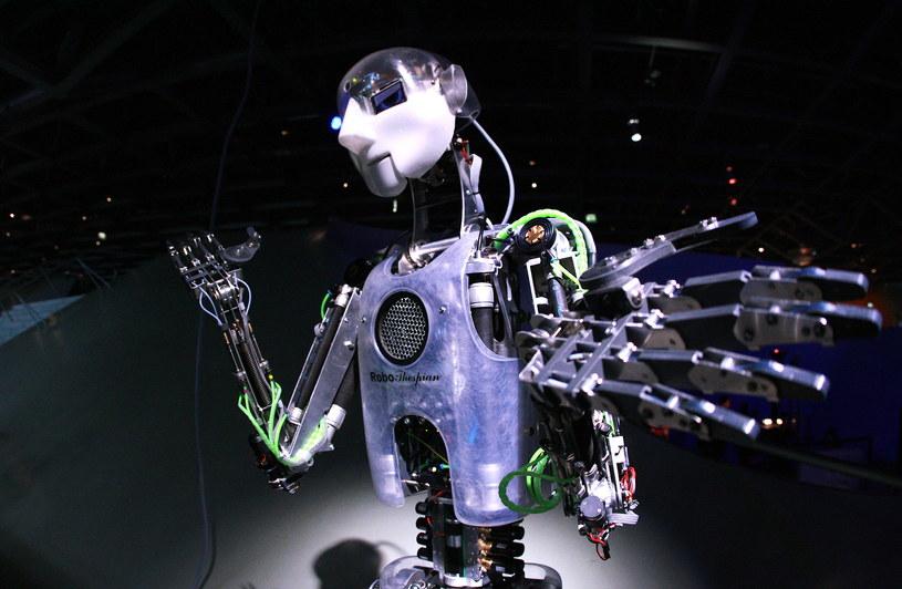 Czy roboty mogą stać się zagrożeniem dla ludzi? /AFP
