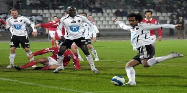 Czy Roger Guerreiro zdąży przed Euro 2008? /Agencja Przegląd Sportowy