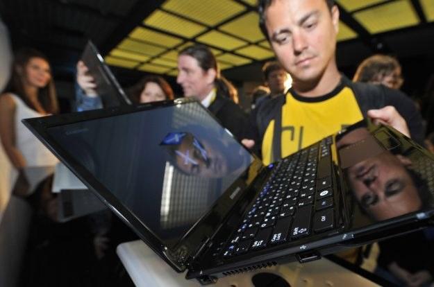 Czy Samsung pracuje na laptopem z systemem Android? /AFP
