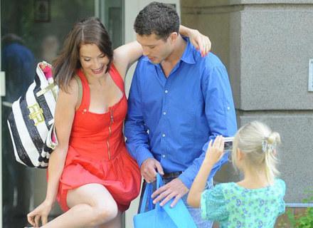 Czy Sandra spotka się z zainteresowaniem ze strony Tomka? / fot. Michał Baranowski /AKPA