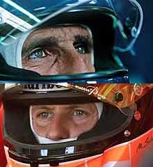 Czy Schumacher wyrówna rekord Prosta? /INTERIA.PL