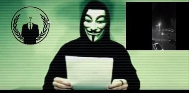 Czy ślady na które trafili haktywiści rzeczywiście kompromitują brytyjski rząd? /Internet