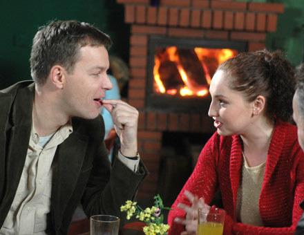 Czy Steffen Moeller ma problem z ustami? - fot. Marek Ulatowski /MWMedia