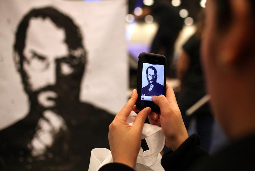 Czy Steve Jobs faktycznie nie chciał telewizora Apple? /AFP