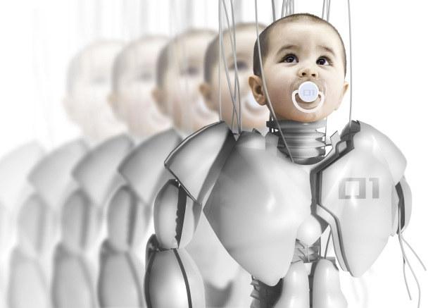 Czy stworzenie XNA umożliwi biologiczne projektowanie dzieci? /©123RF/PICSEL