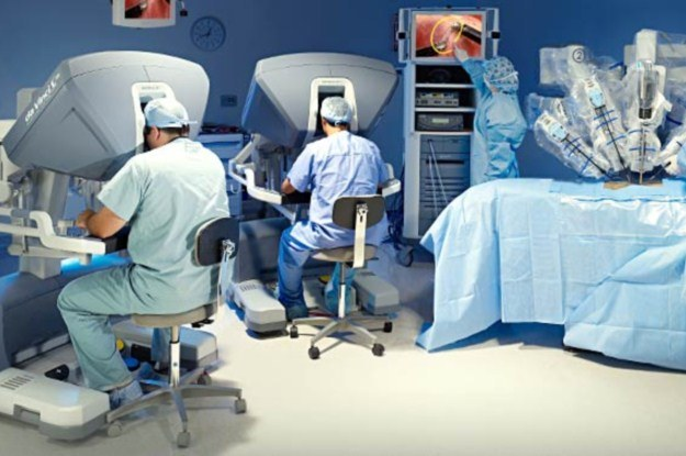 Czy tak będą wyglądać sale operacyjne przyszłości? /materiały prasowe
