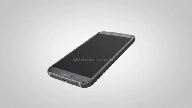 Czy tak będzie prezentował się Samsung Galaxy S7? /materiały prasowe