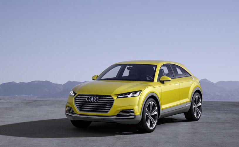 Czy tak będzie wyglądac Audi Q4? /