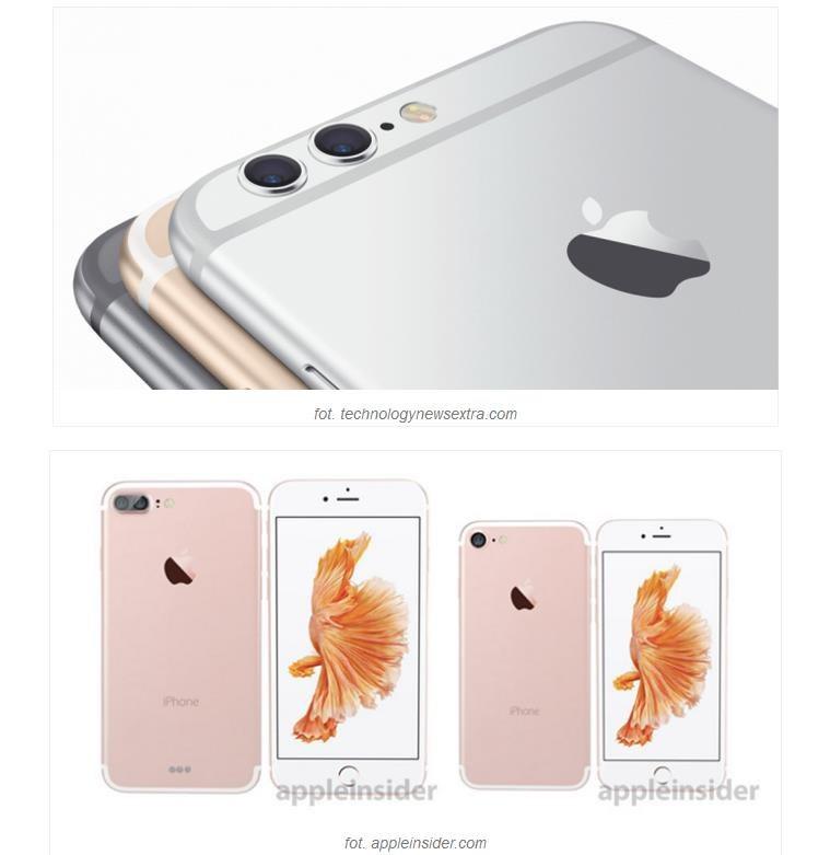 Czy tak będzie wyglądał iPhone 7? /materiały prasowe