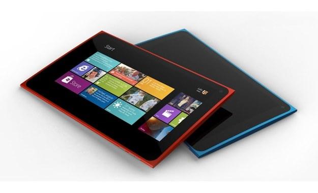 Czy tak będzie wyglądał nowy tablet Nokii? Fot. techcorner /materiały prasowe
