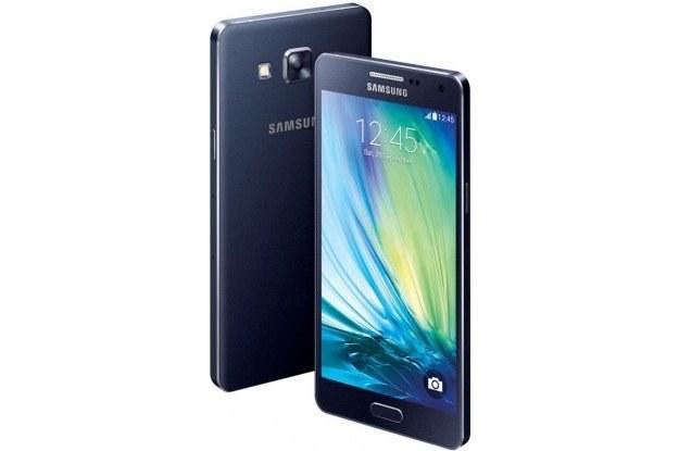 Czy tak będzie wyglądał Samsung Galaxy A5? /materiały prasowe