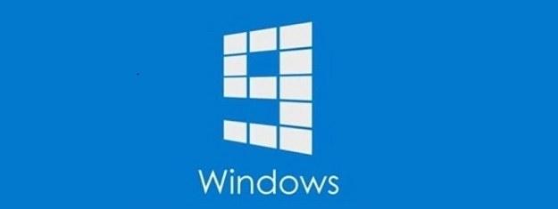Czy tak będzie wyglądało logo Windows 9? /materiały prasowe