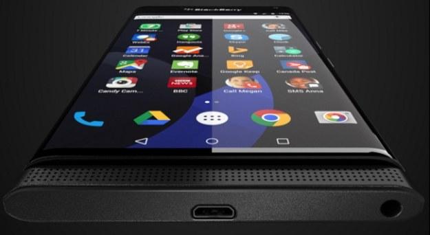 Czy tak wygląda BlackBerry Venice? Fot. Crackberry /materiały prasowe