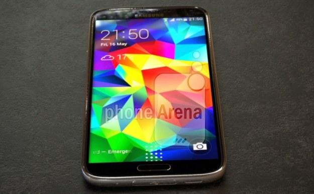 Czy tak wygląda Samsug Galaxy S5 Prime? Fot. Phone Arena /materiały prasowe