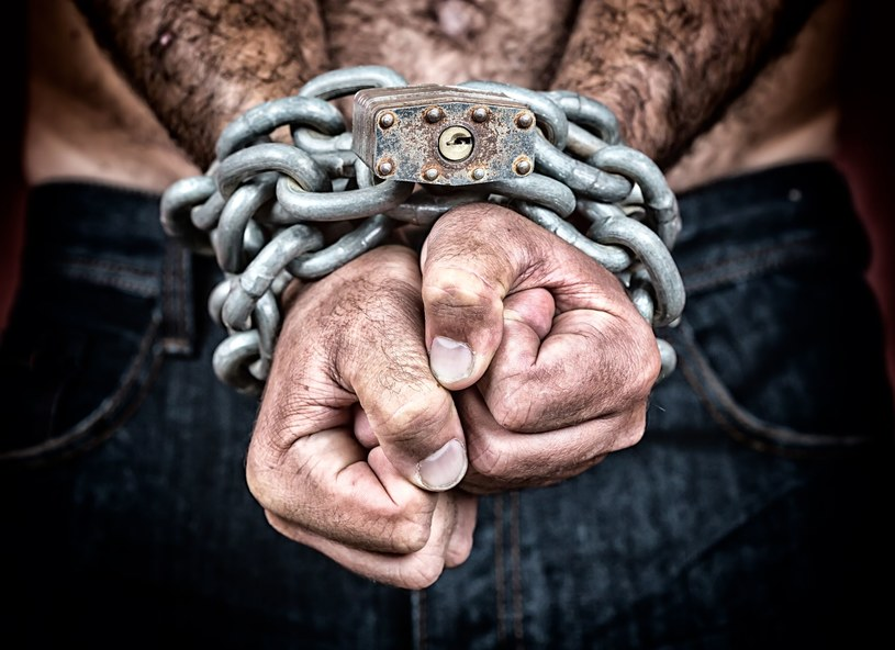 Czy tak wygląda współczesne niewolnictwo? (zdj. ilustracyjne) /123RF/PICSEL