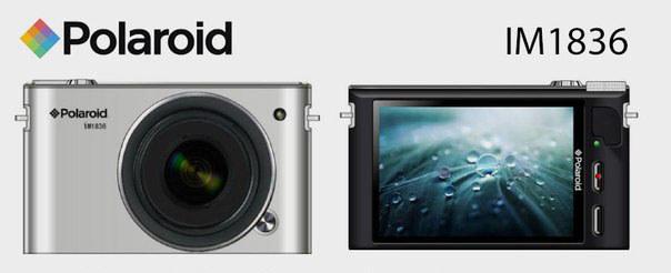 Czy taki będzie bezlusterkowiec Polaroida? Fot. PhotoRumors /materiały prasowe