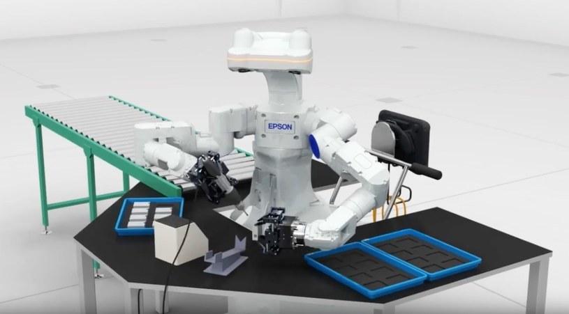 Czy takie roboty wkrótce pojawią się w fabrykach? /materiały prasowe
