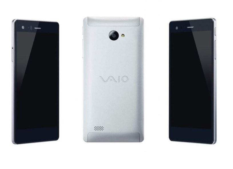 Czy telefony od VAIO okażą się sukcesem? /Twitter /Internet