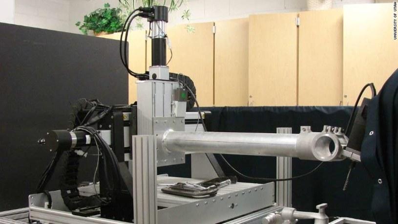 Czy ten robot zrewolucjonizuje neurochirurgię? /123RF/PICSEL