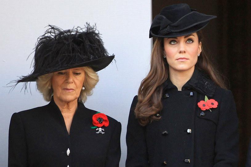Czy to Camilla była autorką plotki, że Kate poroniła, a potem szeptała, że jest bezpłodna?  /Getty Images