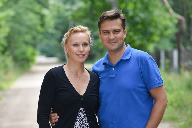 Czy to koniec związku Janusza i Agnieszki? /Agencja W. Impact