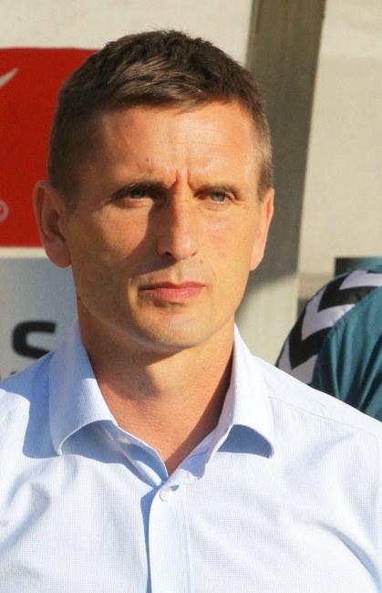 Czy trener Brosz zdecyduje się na zatrudnienie Belga? /Michał Walczak /PAP
