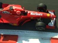 Czy w sezonie 2002 Michelin zastąpi Bridgestone?