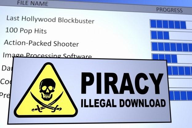 Czy walka z piractwem internetowym ma sens? /123RF/PICSEL