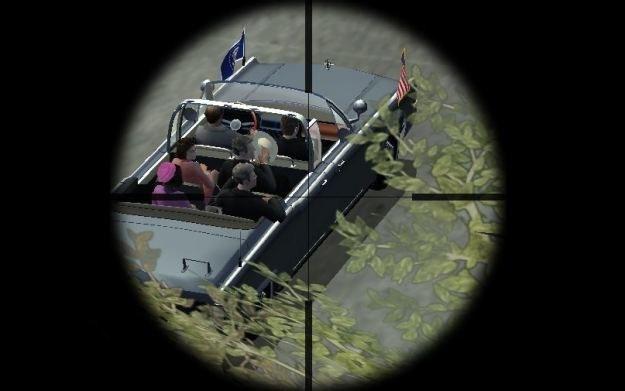 Czy wiecie, że zamachowiec użył jednego z najgorszych karabinów snajperskich, wówczas istniejących? /Informacja prasowa