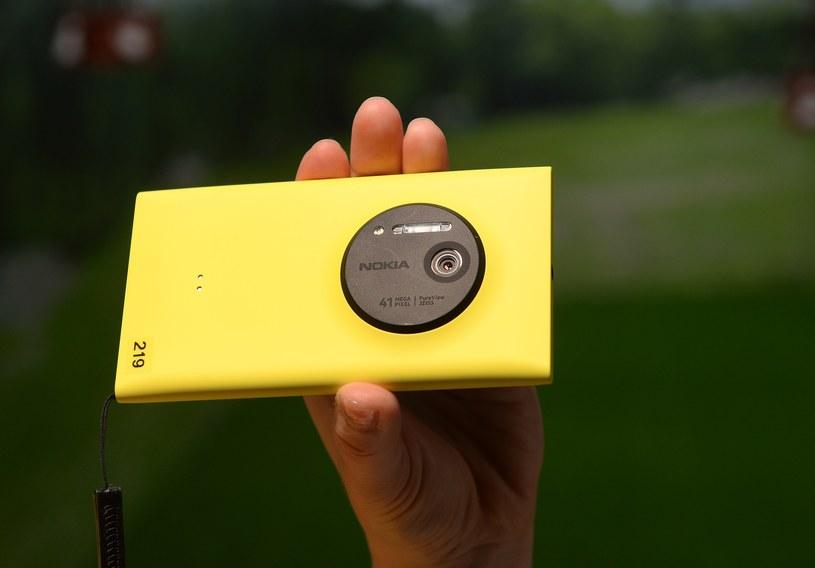 Czy wielka Nokia powróci? /AFP