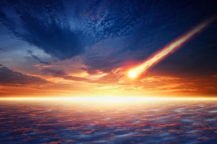 Czy Wielki Zderzacz Hadronów może doprowadzić do kolizji asteroidy z Ziemią? /123RF/PICSEL