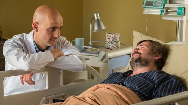 Czy Witek będzie miał do żony pretensje - o to, że sprowadziła na szpital kolejne kłopoty? /www.nadobre.tvp.pl/