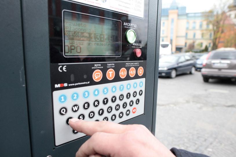Czy wpisywanie nr rejestracyjnego narusza prawo? /Polska Press /East News