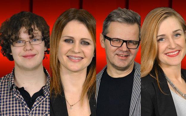 """Czy wśród tych osób kryje się przyszły zwycięzca """"The Voice Of Poland""""? /TVP"""