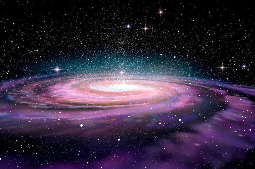 Czy wszechświat jest wyłącznie holograficzną projekcją? /123RF/PICSEL