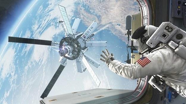 Czy za kilka lat konflikty geopolityczne przeniosą się także w przestrzeń kosmiczną? (kadr z gry Call Of Duty: Ghosts) /materiały prasowe