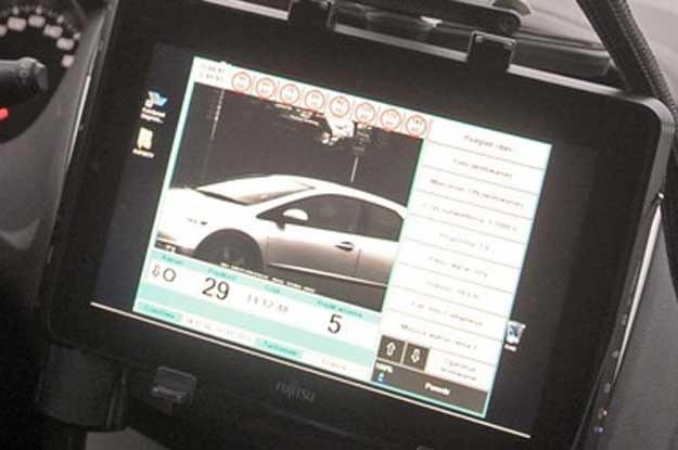 Czy ze zdjęć z  nieoznakowanych  samochodów  GITD z fotoradarami też da się wybronić? /Fot. Jan Bielecki /East News