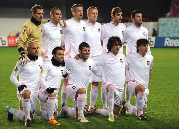 Czy zespół Palermo będzie miał nowego właściciela? /AFP