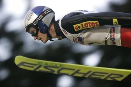 Czy zima, czy lato Adam szybuje najdalej, FOT. Jerzy Kleszcz /Agencja Przegląd Sportowy