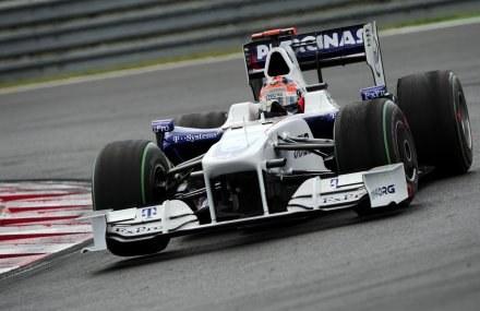 Czy zobaczymy jeszcze blidy BMW na torach Formuły 1? /AFP